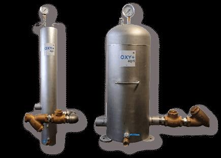 農業用酸素水潅水装置
