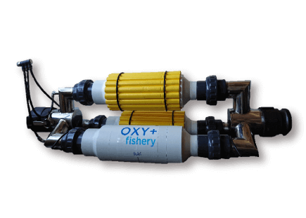 水産用酸素供給装置