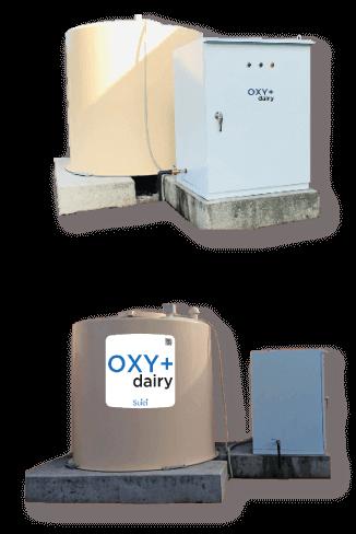 畜産用飲用酸素水生成装置